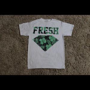 "Men's T-shirt ""fresh"""